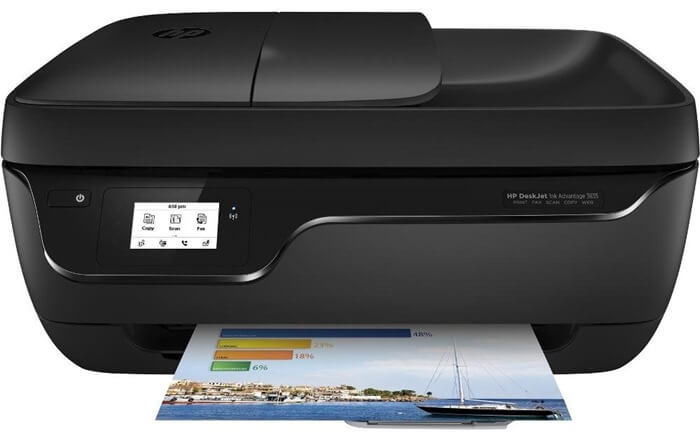HP DeskJet Ink Advantage 3835 All-in-One
