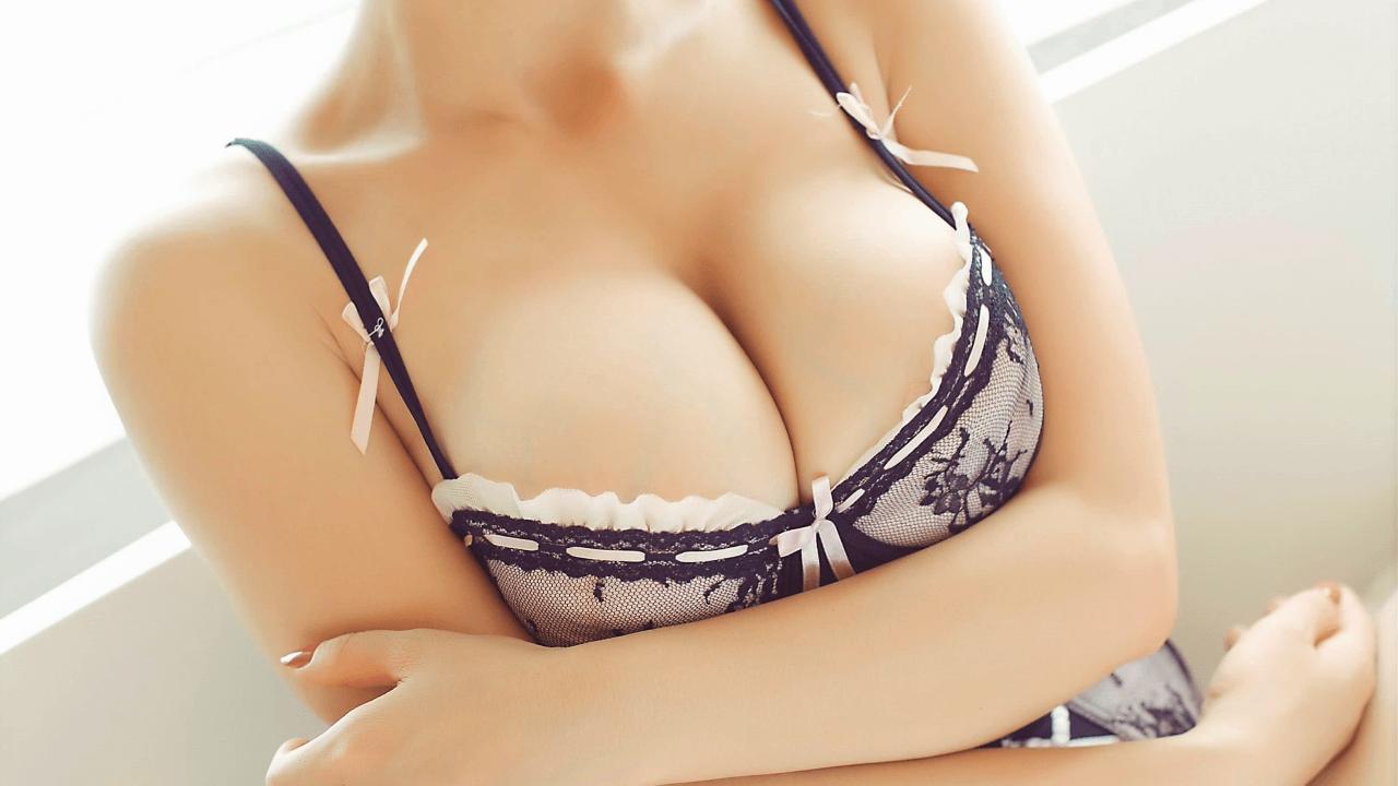 посмотреть красивый груд женский