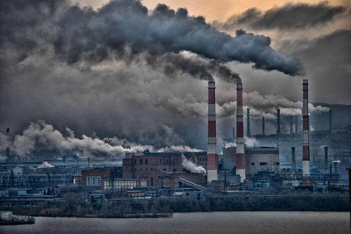 Магнитогорск выбросы