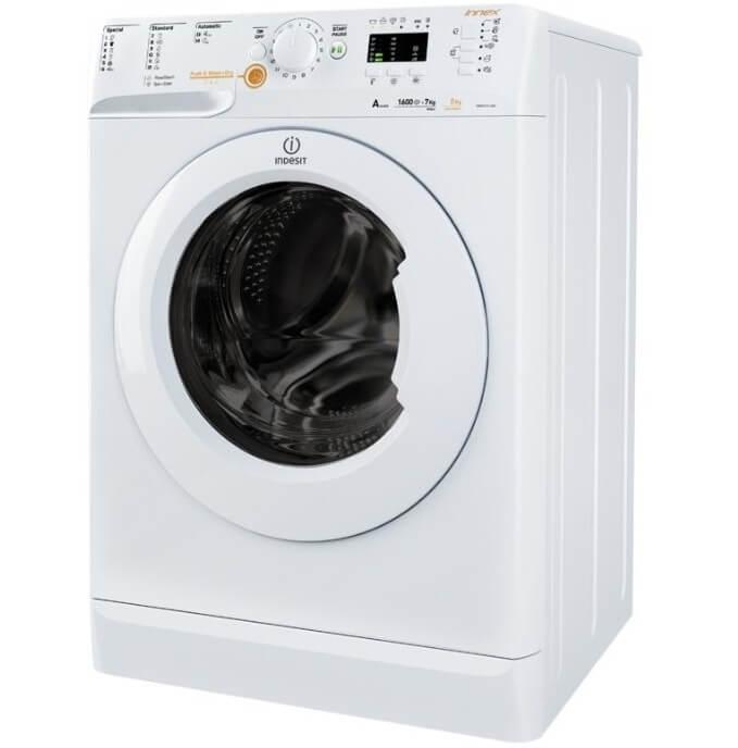 Indesit XWDA 751680X W самая дорогая стиралка