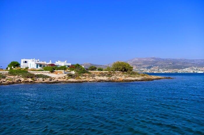 Андипарос — небольшой остров в составе архипелага Киклады