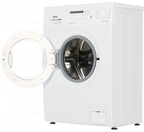 ATLANT 50У107 лучшая недорогая стиральная машина