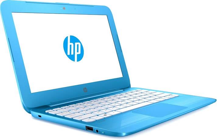 HP Stream 11-y000 лучший недорогой ноутбук для школьника