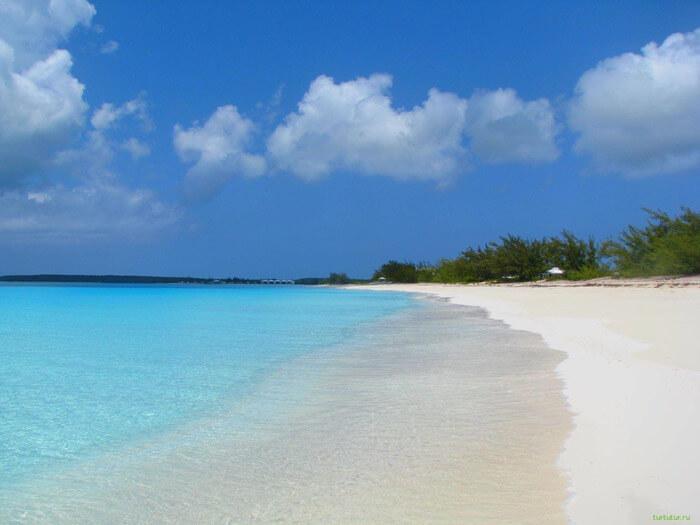Красивый пляж Шол-Бей
