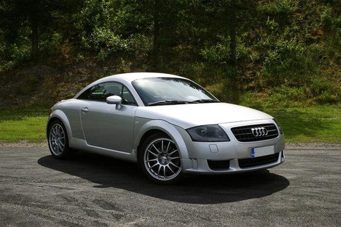 Audi TT – лучший подержанный спорткар до 600 тысяч рублей