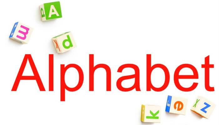 Alphabet Inc логотип