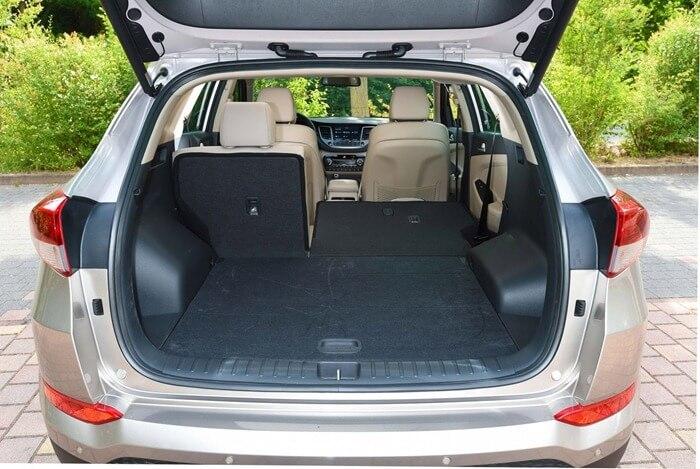 Багажник Hyundai Tucson