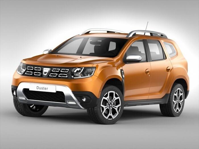 Dacia Duster новинка 2018 года