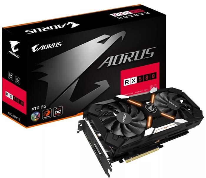 AMD Radeon RX 580 8 ГБ