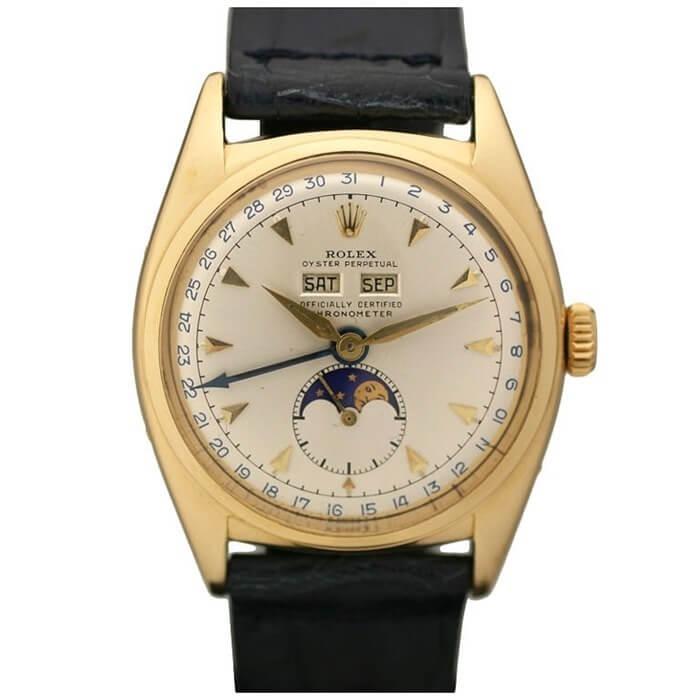 Rolex Ref. 6062 «Bao Dai»