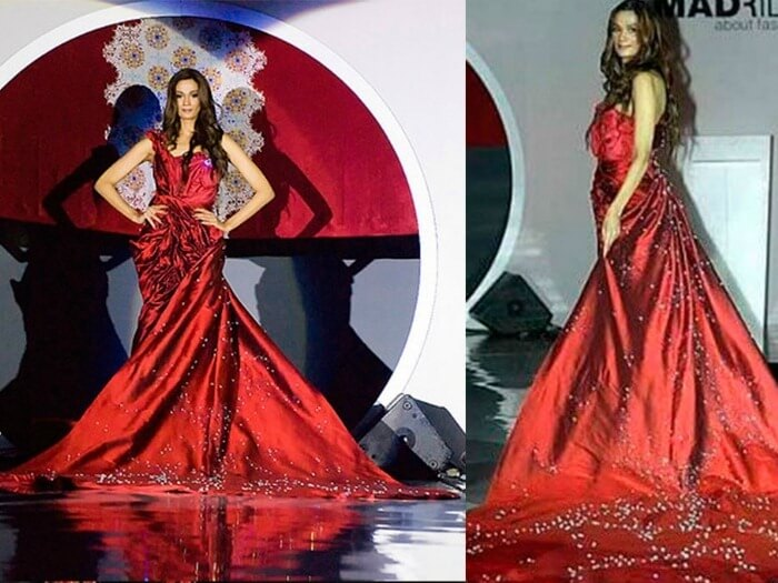 Соловей Куала-Лумпура – самое дорогое свадебное платье в мире