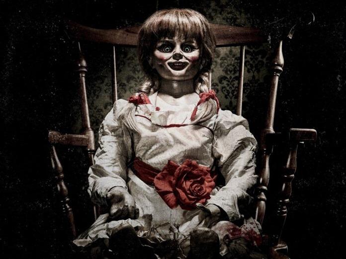Одержимая кукла Аннабель