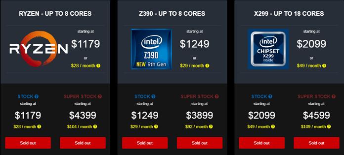Стоимость R2 Razer Edition в США и России