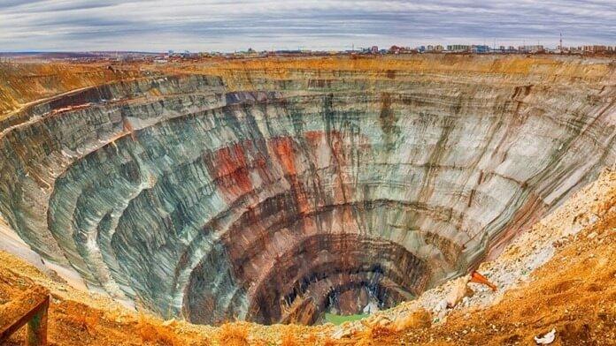 Самая глубокая скважина в земле