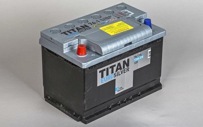 Titan EuroSilver