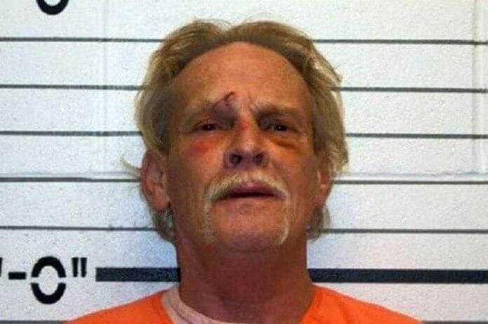 Дональд Томпсон в тюрьме