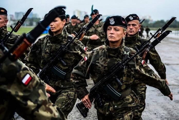 Вооруженные силы Польши