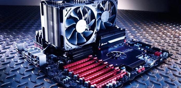 Компьютерные комплектующие в подарок гику
