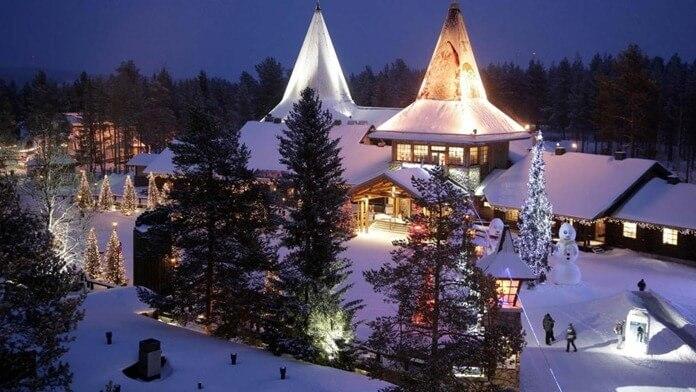 Финляндия в Январе 2019