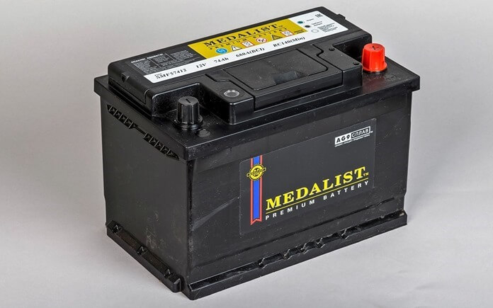 Medalist SMF 57412Premium Battery