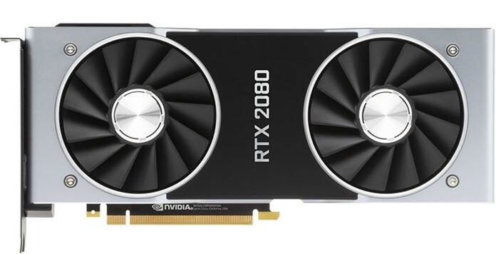 nVidia GeForce RTX2080 Ti