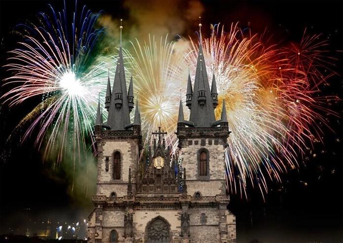 Чехия, новогодний тур 2019