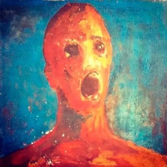 Картина «Мученик»