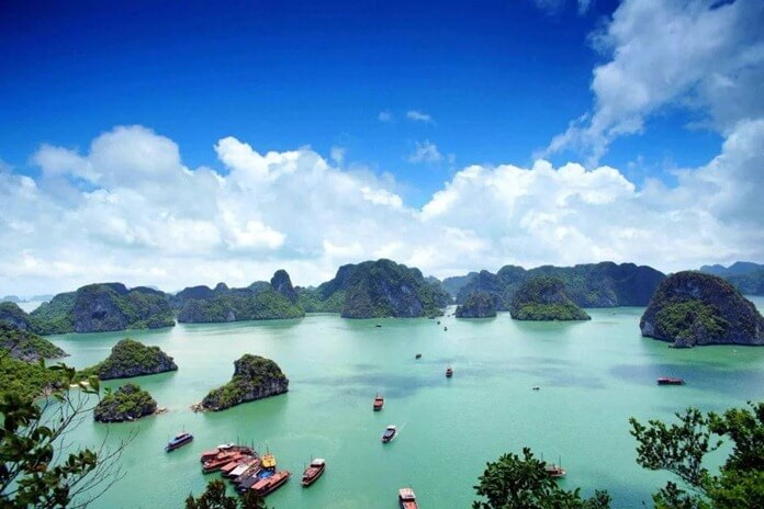 Вьетнам на новогодние праздники без визы