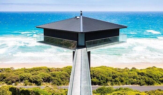 Pole House, Австралия