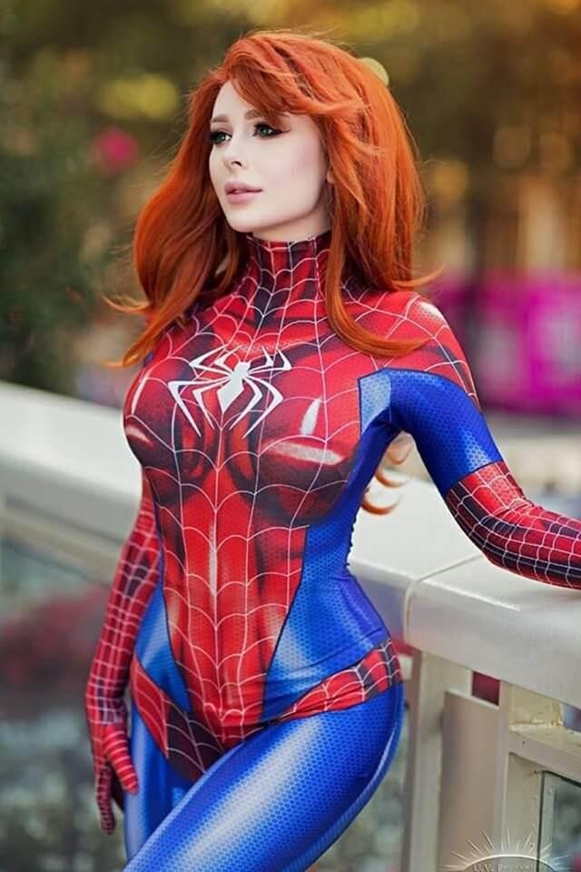 24 spider girl