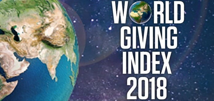 World giving index 2018 Gallup