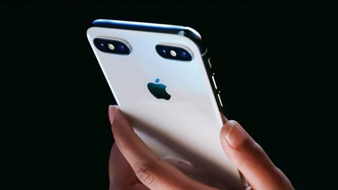Вероятный дизайн Apple iPhone XI