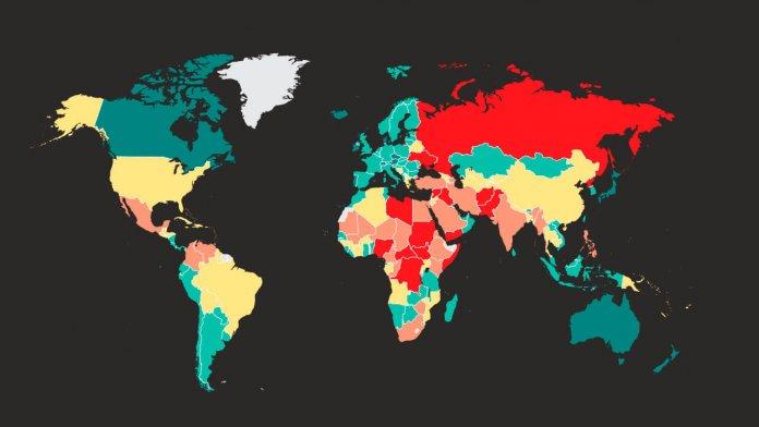 Global Peace Index 2018