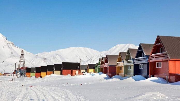 Лонгйир, Норвегия