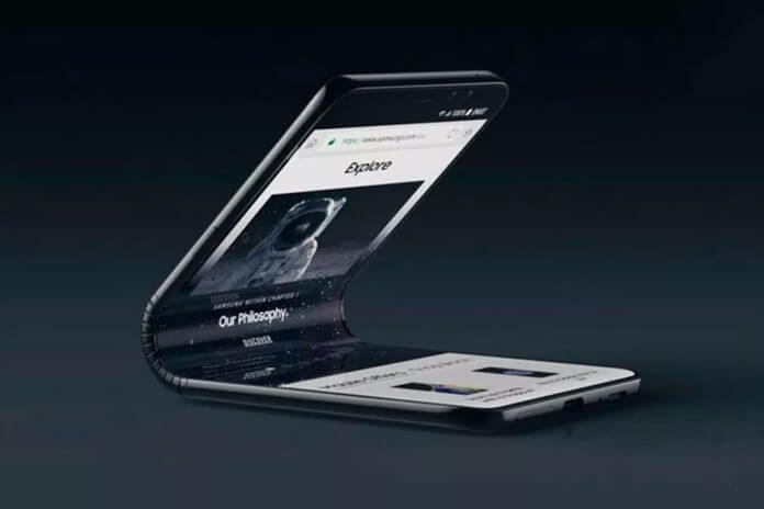 Samsung Galaxy F 2019