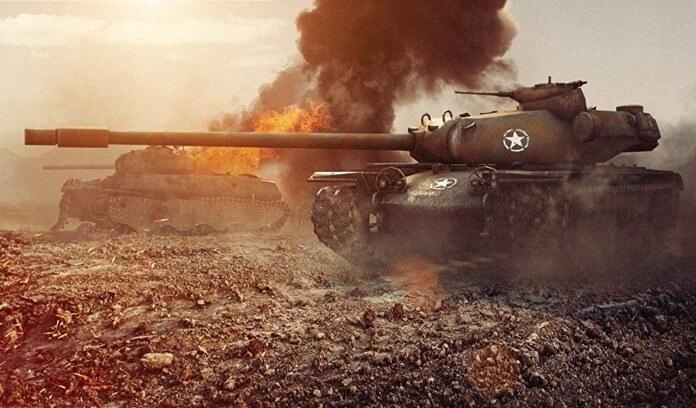 Т110Е5 –самый бронированный танк World of Tanks