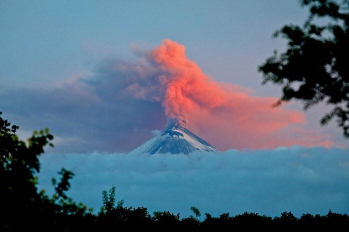 Мауна-Лоа - 9800 метров