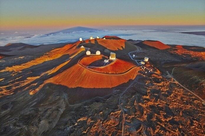 Обсерватория Мауна-Кеа