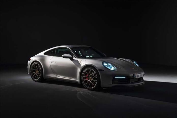Porsche 911 (992 серия)