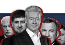 Губернаторы России