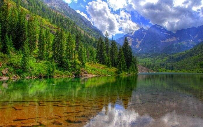 Байкал – самое красивое озеро в мире