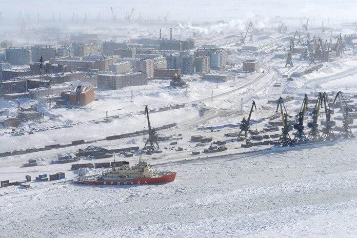 Дудинка, Россия