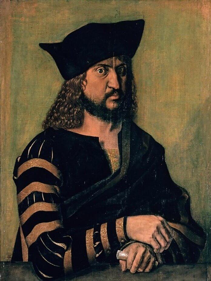 Портрет Фридриха III Мудрого
