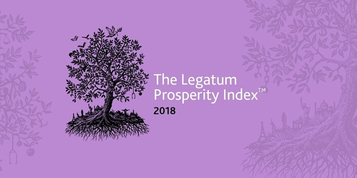 Legatum prosperity index 2018