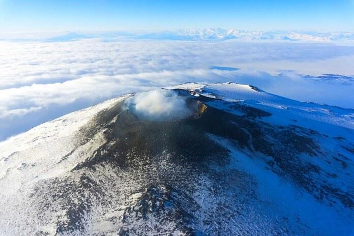 Эребус - 3794 метра