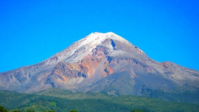 Орисаба - 5636 метров