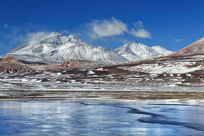 Охос-дель-Саладо - 6 893 метра