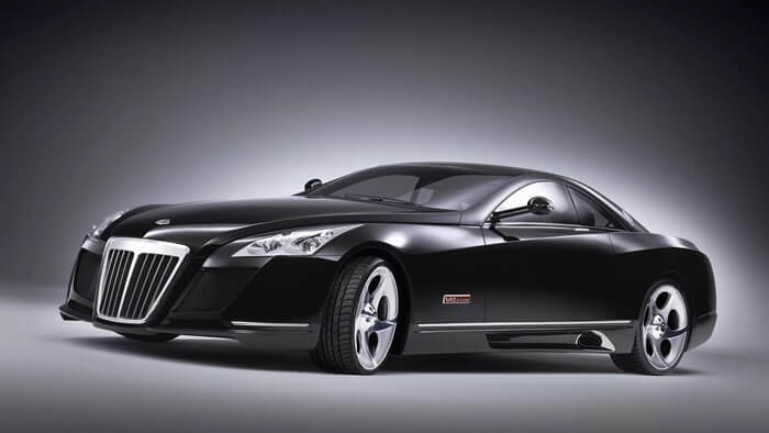 Фото Mercedes-Benz Maybach Exelero