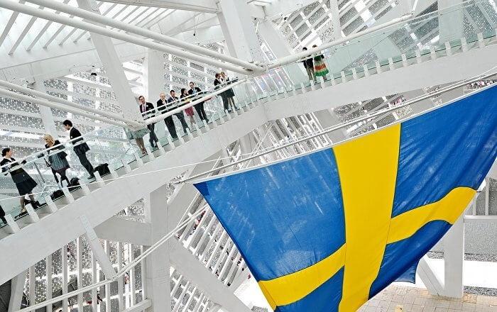 Швеция, патенты