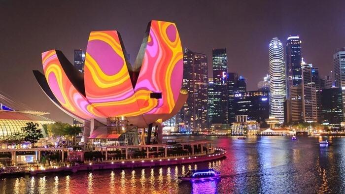 Сингапур, города будущего
